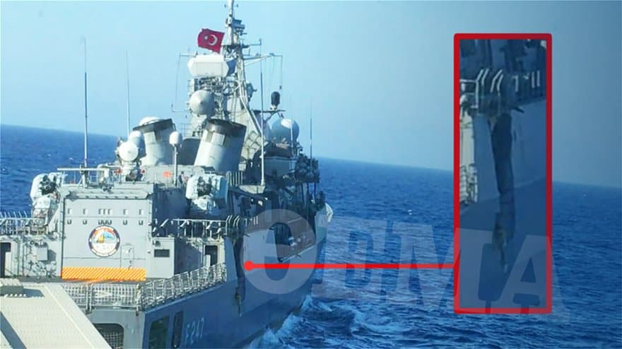 Turkish DM announces on eve of European Council meeting that illegal surveying in East Med will begin 1