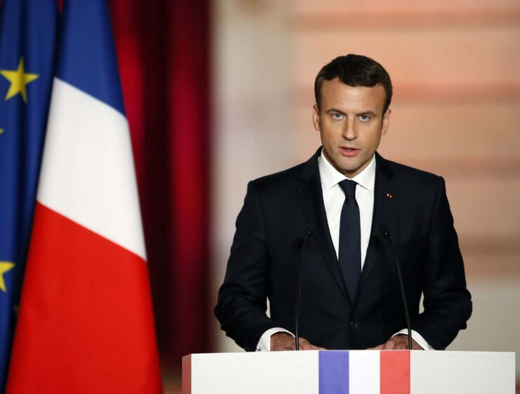 Macron cancels visit to Athens due to third wave 3