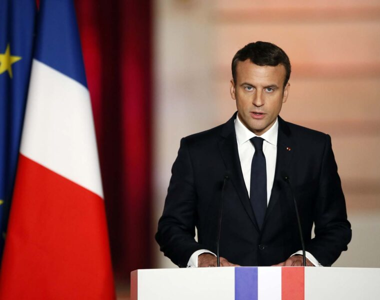 Macron cancels visit to Athens due to third wave 1