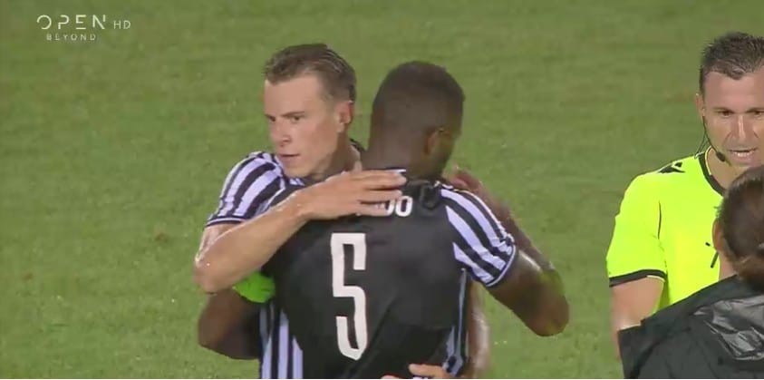 Humiliation as Beşiktaş lose to PAOK in football match up 1
