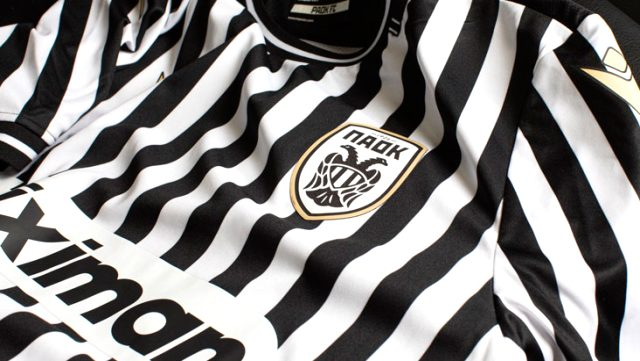 Embroidery of Hagia Sophia and Pontos on new PAOK jersey creates anger (PHOTO) 6