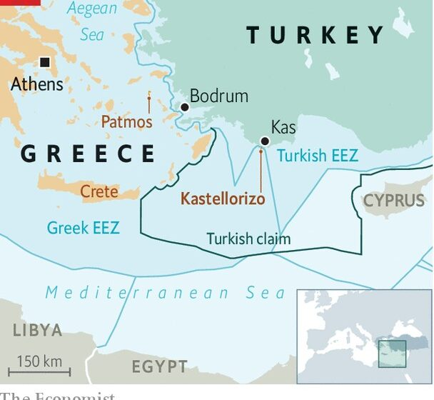 Britain, Greece, Turkey and the Aegean: does anything change? 10