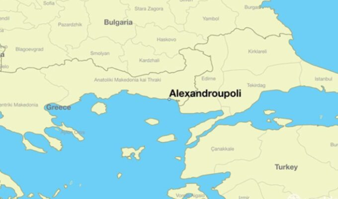 U.S. control of Alexandroupolis Port will not help protect Greece from Turkey 4