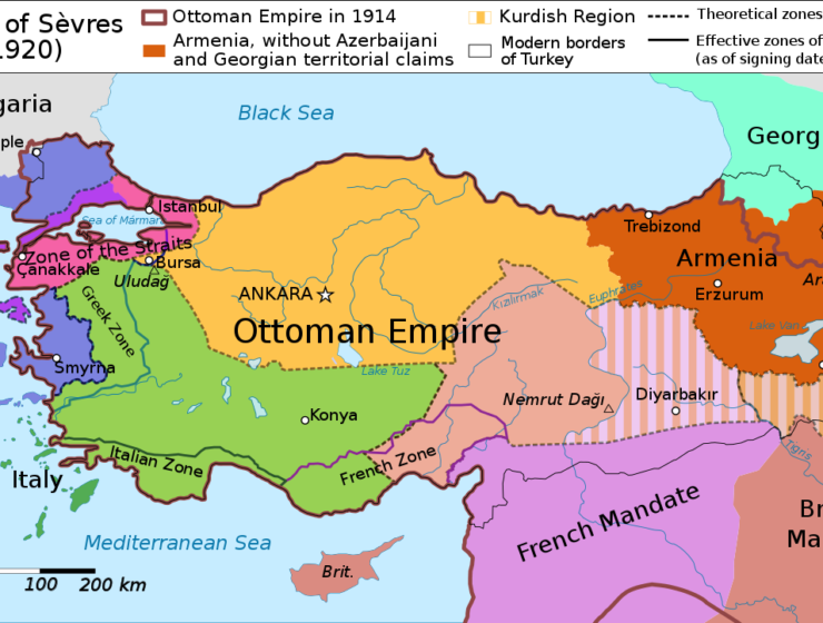 Turkey marks 100 years since Treaty of Sèvres with renewed hostilities against Greece 3