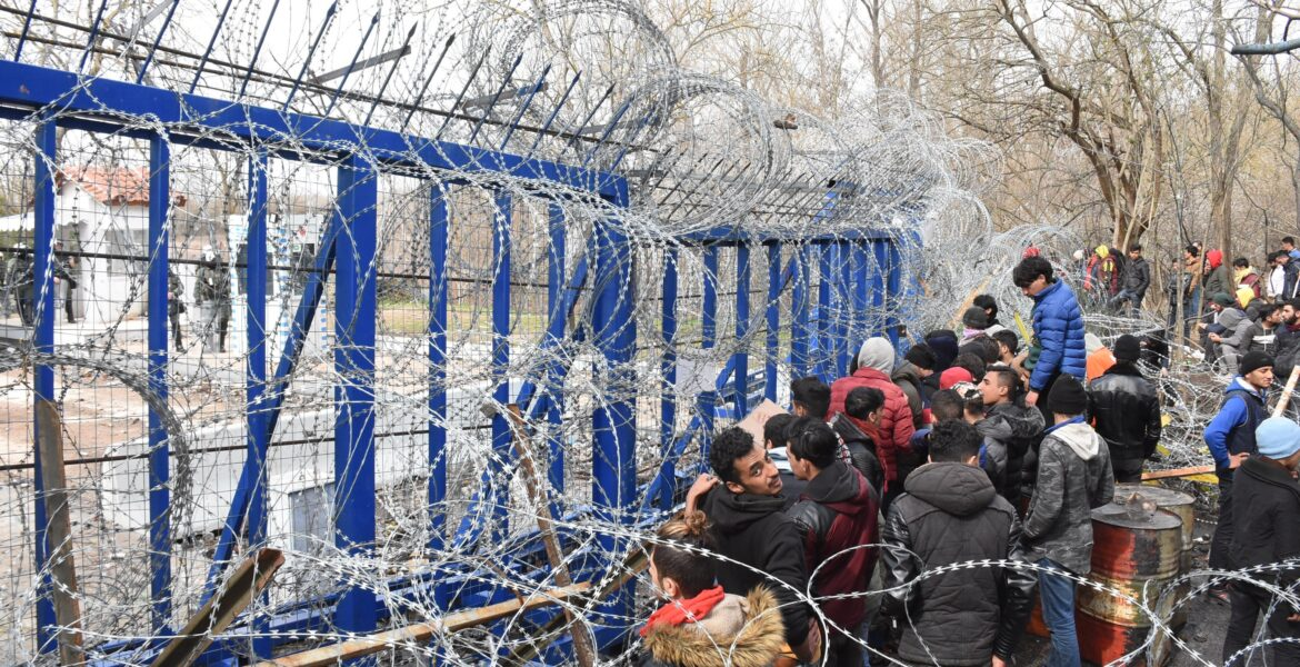 Greece has prevented over 60,000 illegal immigrants from entering 1