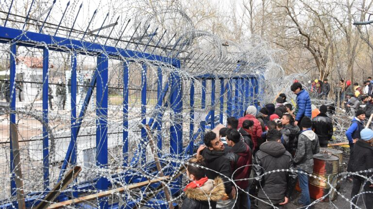 Greece has prevented over 60,000 illegal immigrants from entering
