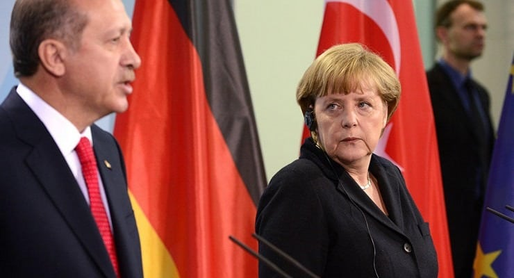 Germany tells Greece to de-escalate with their Turkish allies 6