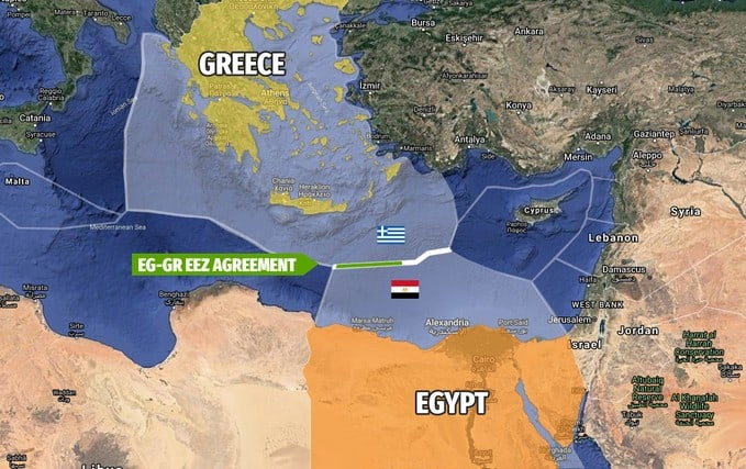 Turkey cancels meeting with Greece following EEZ deal with Egypt 4