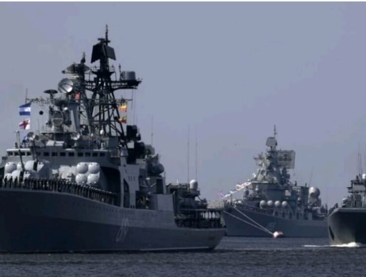 Russian naval activity in the eastern Mediterranean is sounding alarm bells for Turkey 7