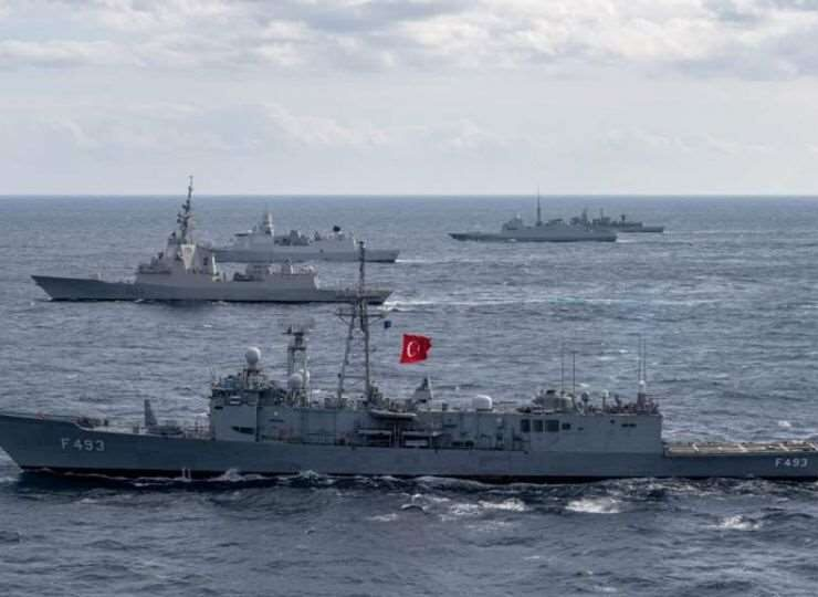 Turkey issues NAVTEX over six Greek islands in major provocations 1