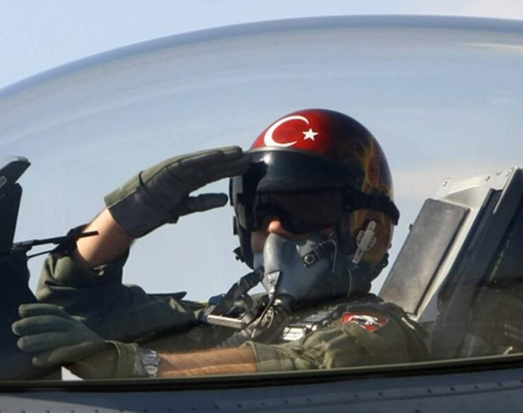 """Gray-haired Turkish pilots"" seen flying in Greek airspace, suggesting retired pilots are recalled 18"