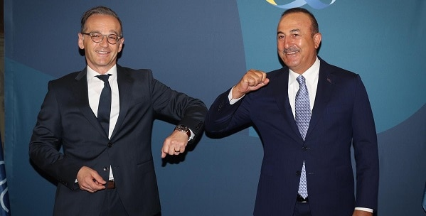 Turkish FM makes threats to Greece during joint statements with German ally (VIDEO) 8