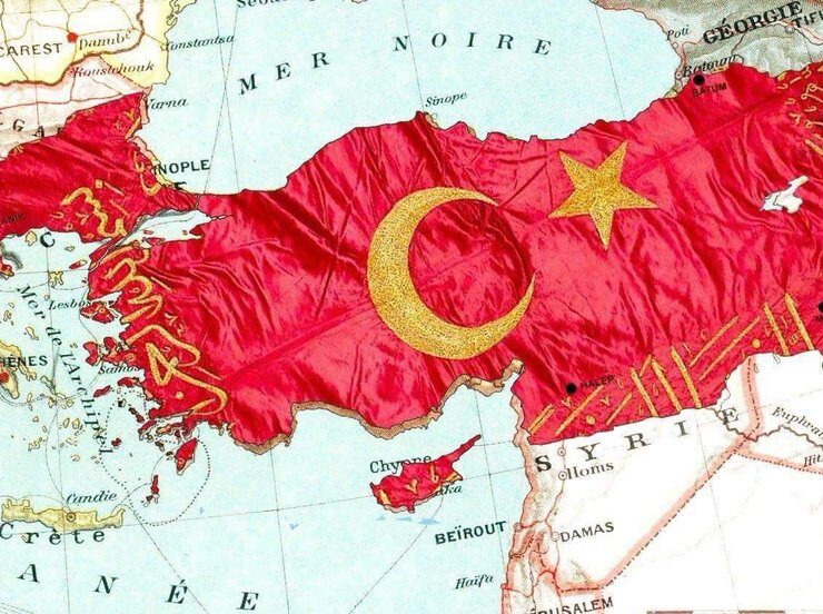 Erdoğan ideologue calls for Greater Turkey that includes Greece as Trump & Germany back Turkish ally 11