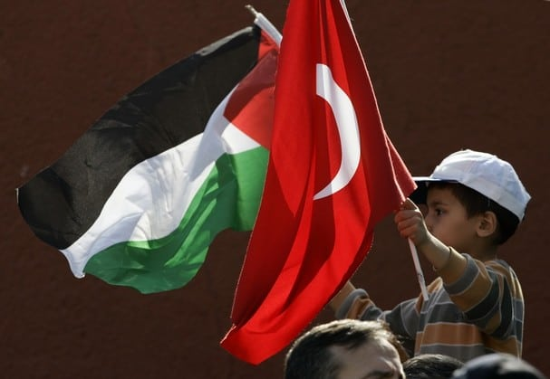 Palestine is more of a burnt offering for the neo-Ottoman jihadist agenda 14