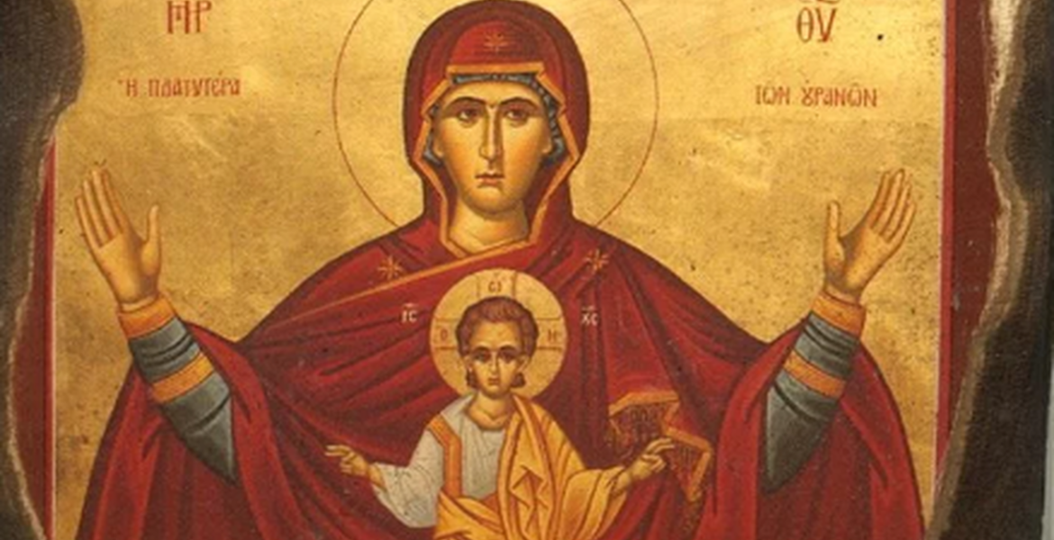 The Feast of the Dormition of the Theotokos