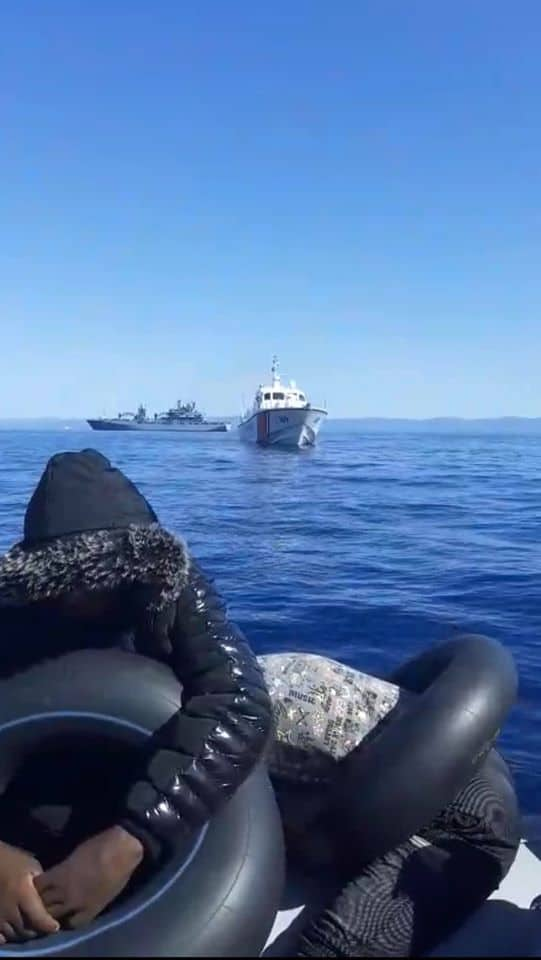 German NGO caught collaborating with Turkey to bring illegal immigrants into Greek waters (VIDEO) 7