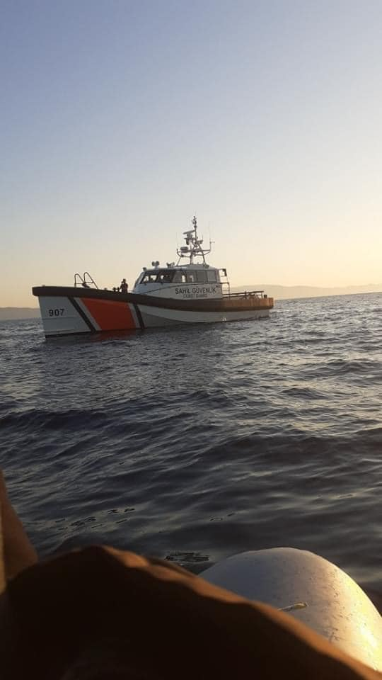 German NGO caught collaborating with Turkey to bring illegal immigrants into Greek waters (VIDEO) 8