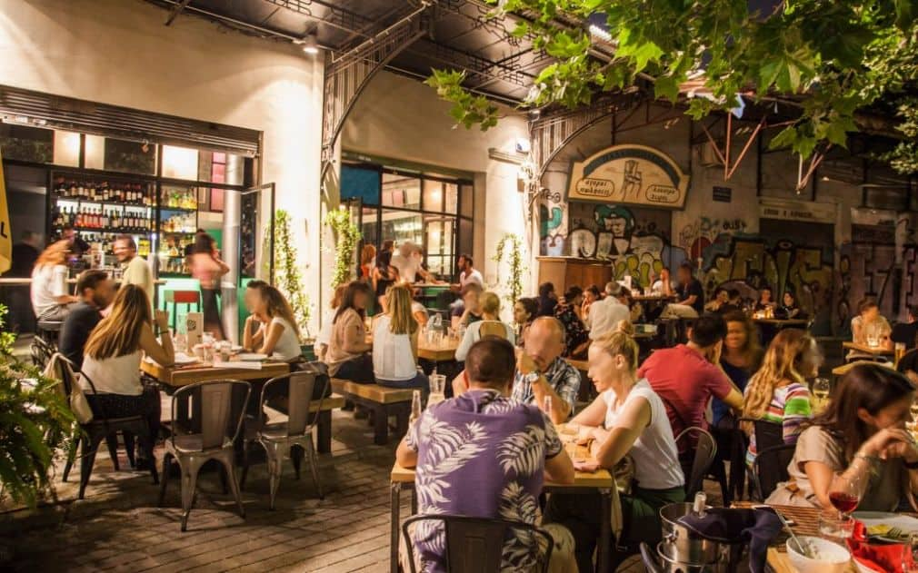 Bar owners arrested and fined on Greek islands