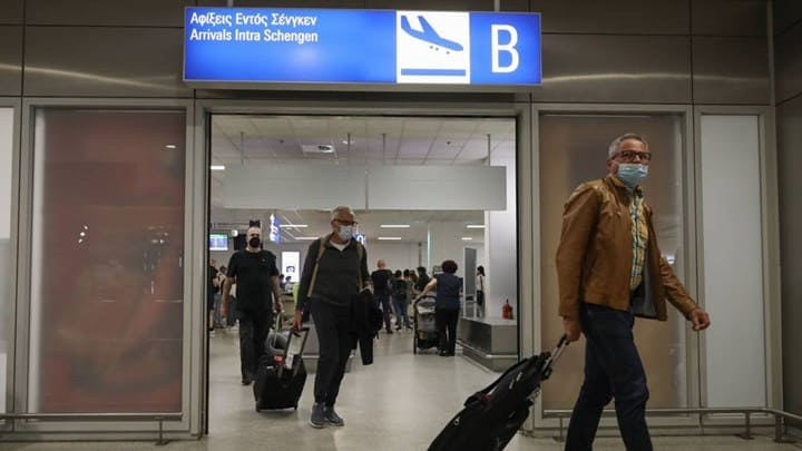 Greece extends travel bans and restrictions for some countries