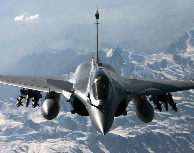 France to Order 12 More Rafale Fighters, to replace Greek order 1