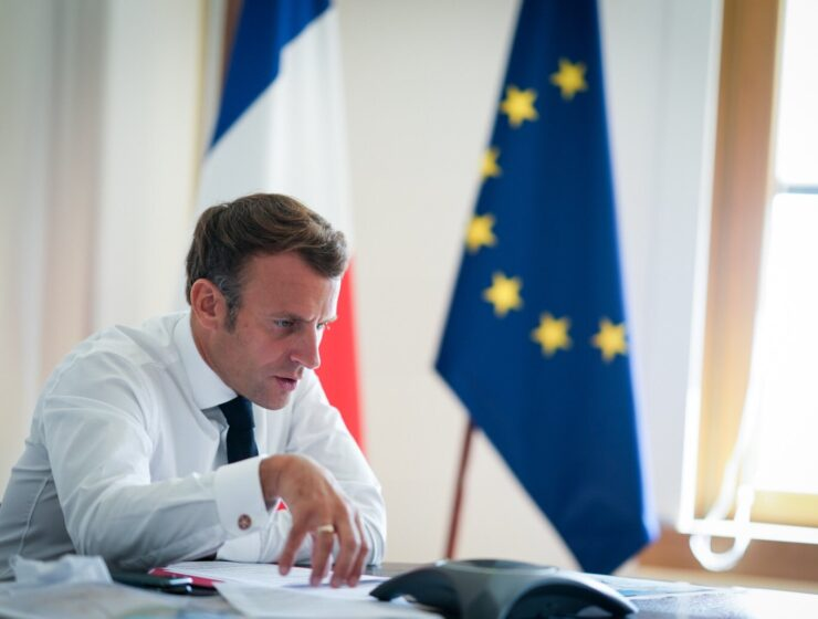 France will increase its military presence in the eastern Mediterranean