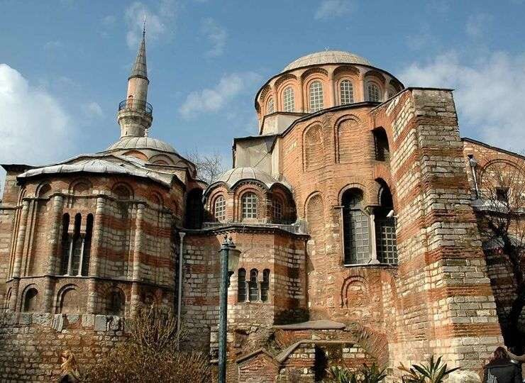 Greek President, Archbishop Elpidophoros of America and other leaders condemn Turkey's decision to convert historic Chora church into mosque