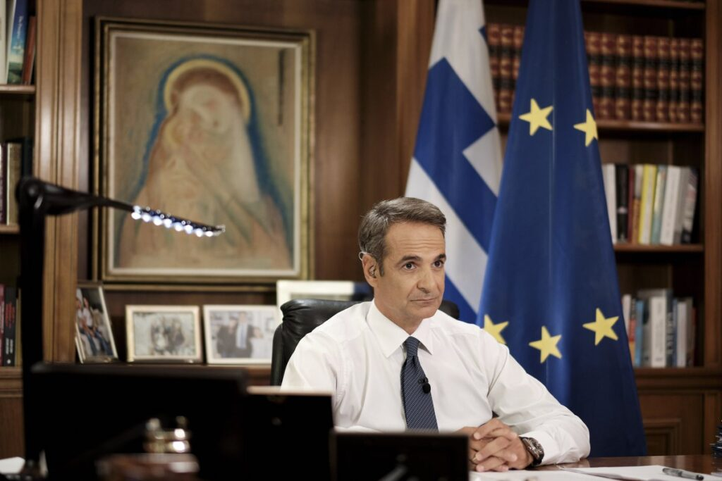 Greek PM's message to Turkey on CNN- 'Stop provocations'