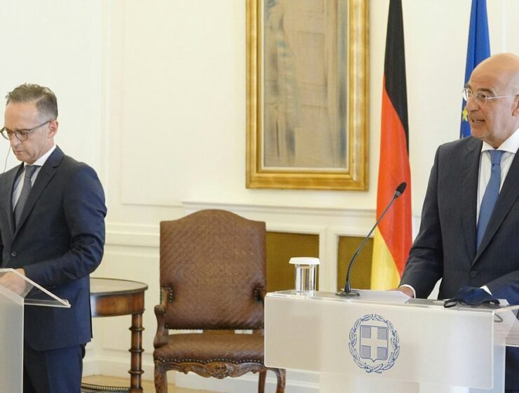 German Foreign Minister calls for an immediate end to all provocations