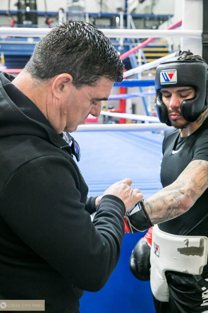 George 'Ferocious' Kambosos Jr- The journey to becoming a world champion
