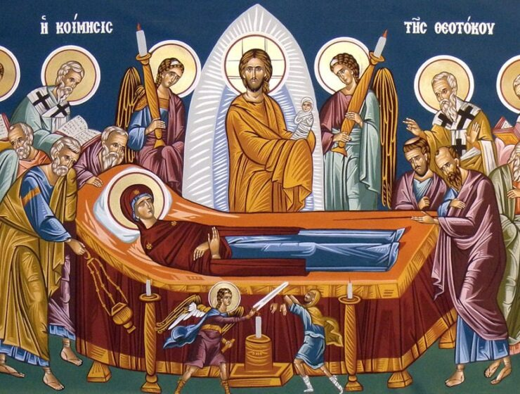 Apodosis of the Dormition of our Most Holy Lady the Theotokos and Ever Virgin Mary