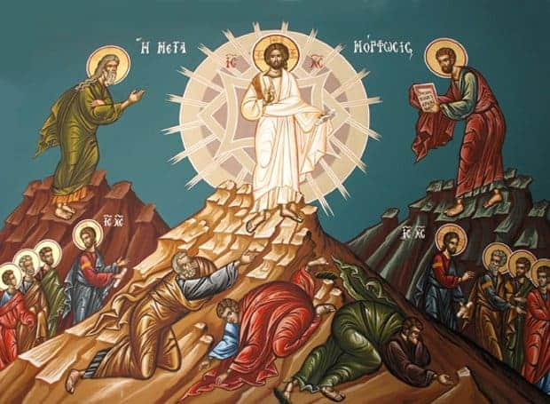Feast of the Transfiguration of Our Lord Jesus Christ