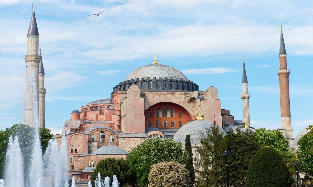 Hagia Sophia – Then, Now, Always