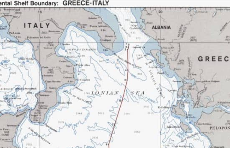 Greek Parliament approves maritime deal with Italy