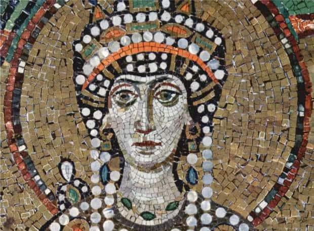 On this day in 1056 AD, Byzantine Empress Theodora passes away