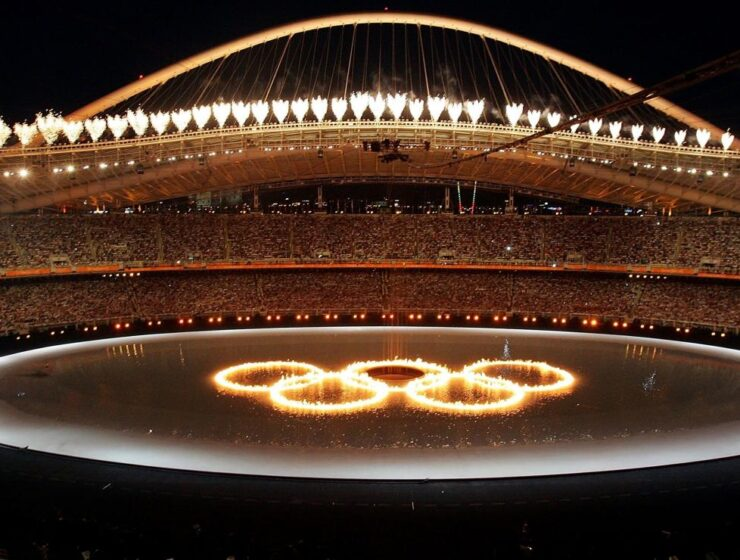 On this day in 2004, the Olympics return to Athens
