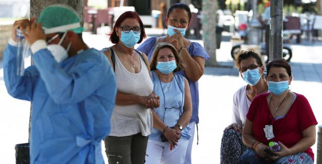 Cyprus Coronavirus- Face coverings mandatory in indoor crowded spaces 2