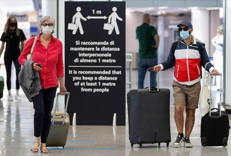Italy imposes mandatory Covid-19 testing on all arrivals from Greece