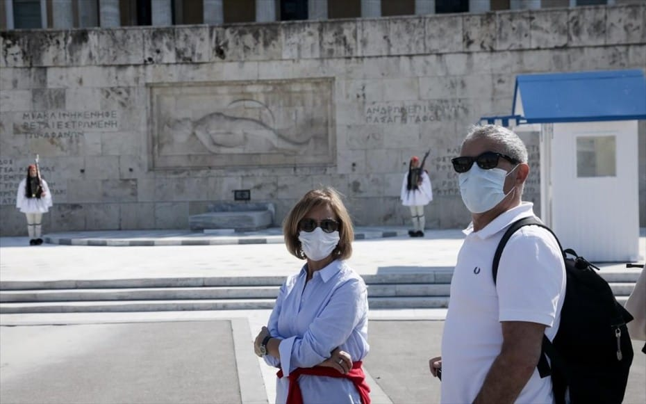 Greece records massive coronavirus spike