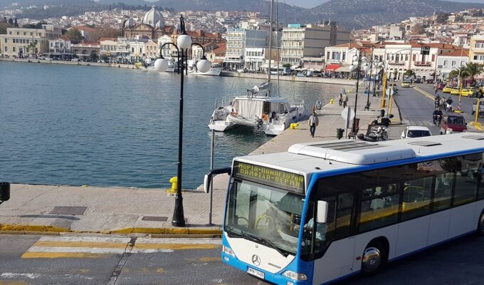 Restrictive Covid-19 measures imposed on Lesvos