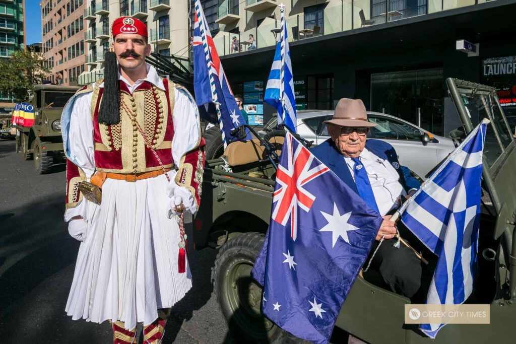 Anzac Day Parade for South Australia