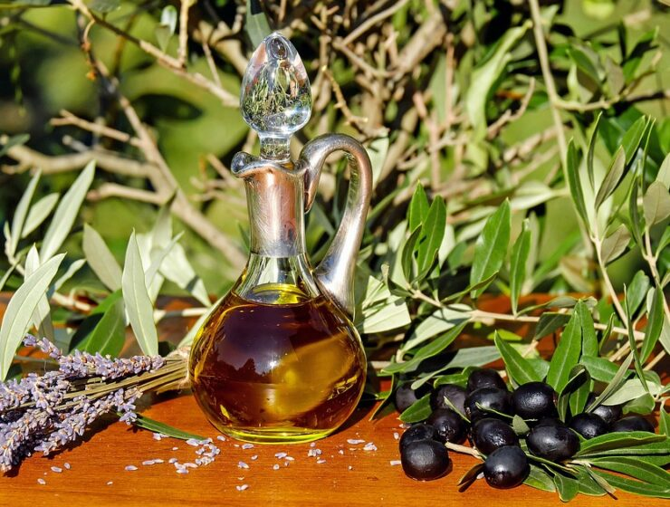 """Why Olive Oil is called """"Liquid Gold"""""""