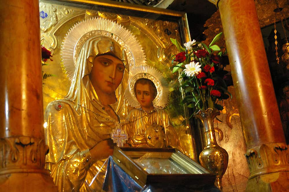 August, the month dedicated to Panagia 3