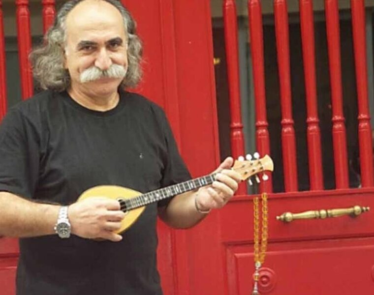 Greek musician Agathonas Iakovidis, passes away aged 65