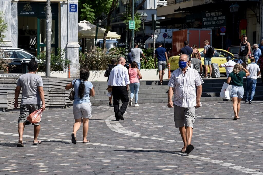 New strict measures in Athens as infections continue to rise