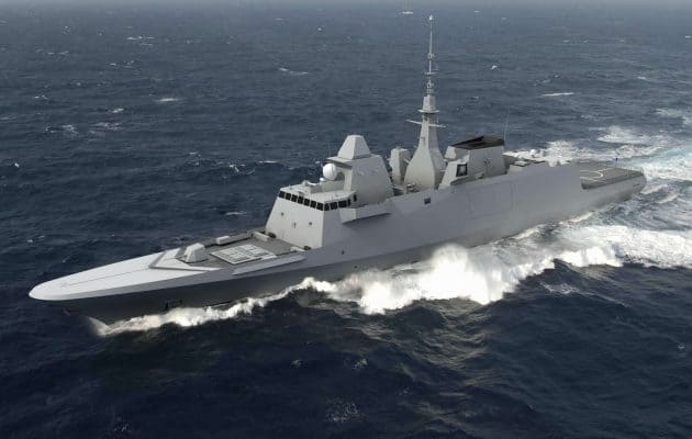 France will lend Greece two state-of-the-art frigates, French Media report