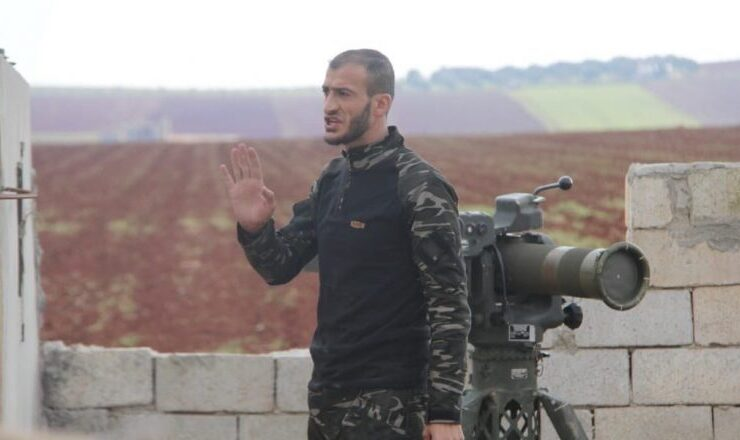 Syrian jihadists says he will fight for Turkey against Greece 7
