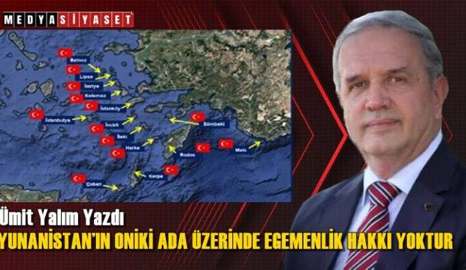 Former Turkish DM says Greece must evacuate its citizens & army from 9 Aegean islands 2