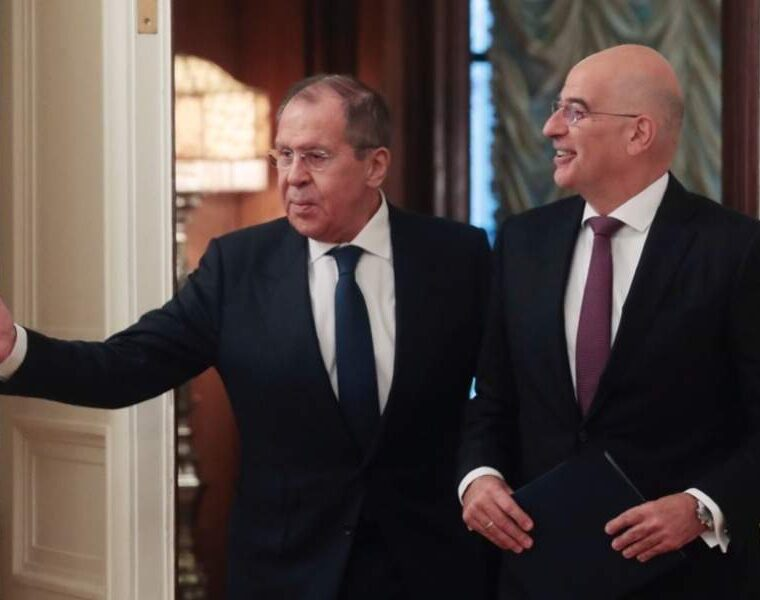 Unprecedented communication as Dendias speaks with Russian counterpart for second time in six days 6