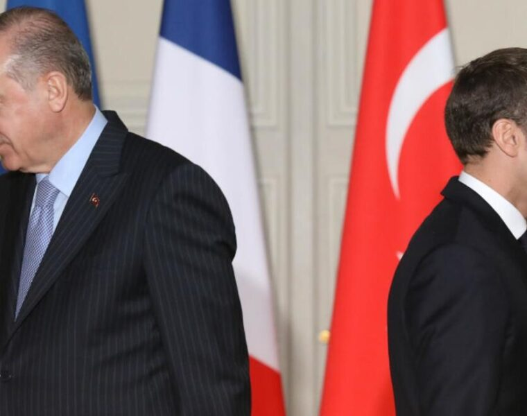 Reuters: NATO is hiding investigation into Turkey's aggression against France near Libya 9
