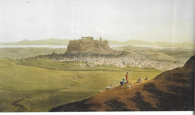 On this day in 1834, Athens became the capital city of Greece 1